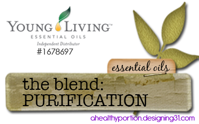about the blend PURIFICATION