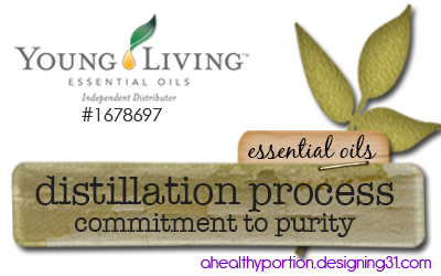 commitment to purity in distillation